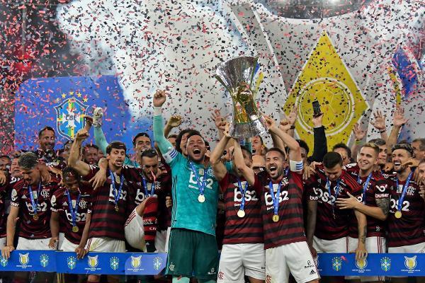 O Flamengo será Bicampeão Brasileiro?
