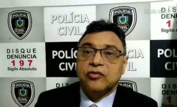 Delegado Ilamilton Simplicio (foto),