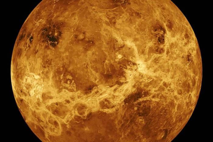 Planeta Vênus - Reprodução de Internet