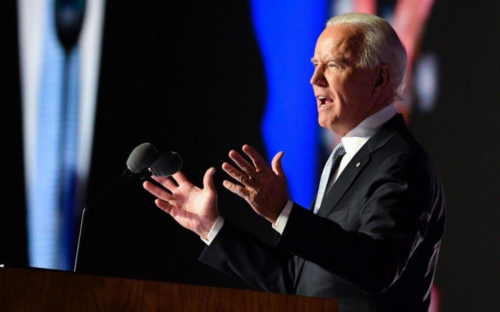 Presidente eleito dos EUA, Joe Biden - AFP