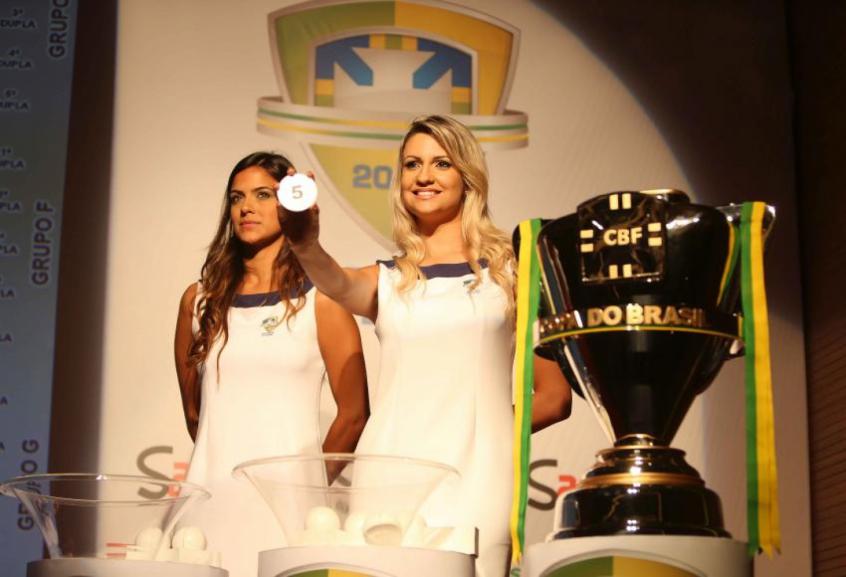 As partidas da primeira fase serão disputadas entre os dias 10 e 17 de março em jogo único (Foto: Rafael Ribeiro/CBF