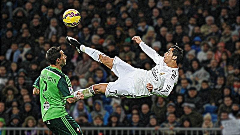 Cristiano Ronaldo Top 10 Gos mais bonitos