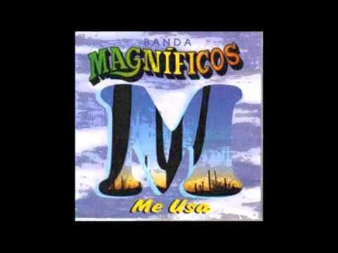 CD Banda Magníficos (Me Usa)